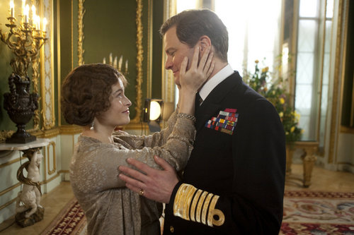 皇后乐队 Elizabeth - The King's Speech