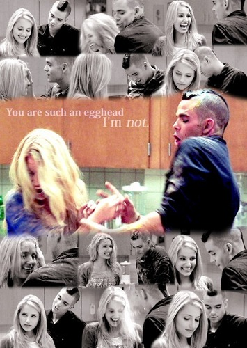 Quinn and Puck♥
