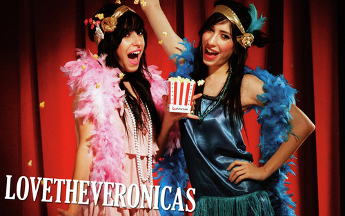The Veronicas wallpaper entitled Random Veronicas Wallpapers <3
