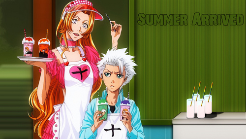 Rangiku and Toshirou
