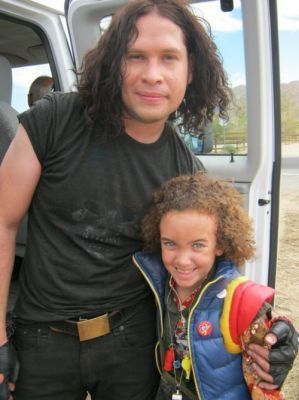 rayo, ray Toro And Grace Jeanette