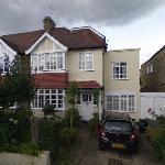 Robert's house