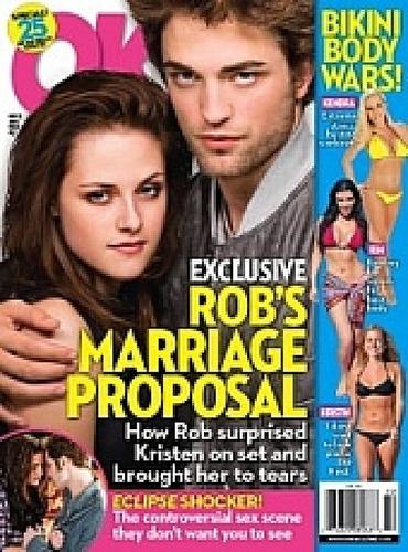 Robsten Engaged