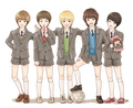 SHINee Fan Art