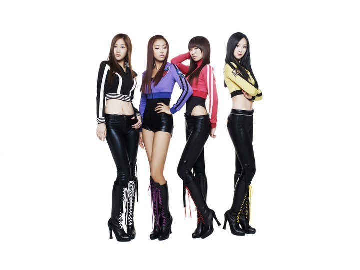 "SISTAR - ""How Dare You"" Concept fotografias"