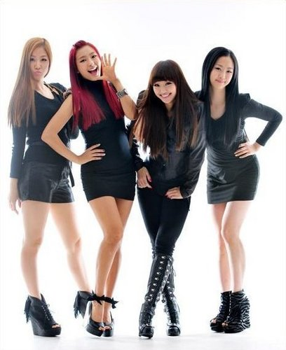 "SISTAR - ""How Dare You"" promotions"