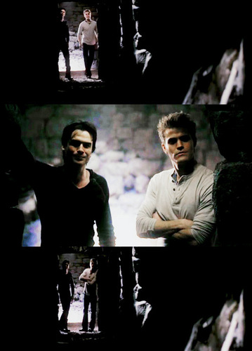 Salvatore Brothers - 2x10