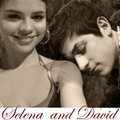 Selena And David - dalena fan art