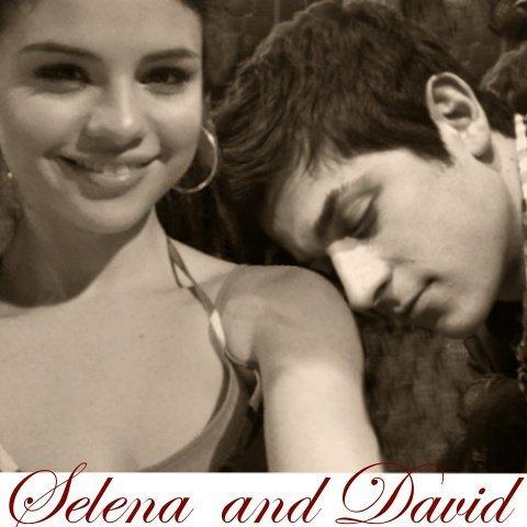 Selena And David