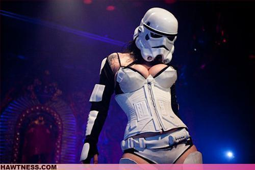 Star Wars wallpaper called Sexy Troopers