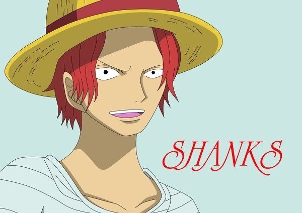 shanks one piece wallpaper. Shanks