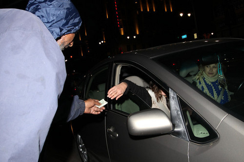Shenae out in West Hollywood