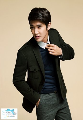 Siwon For Spao