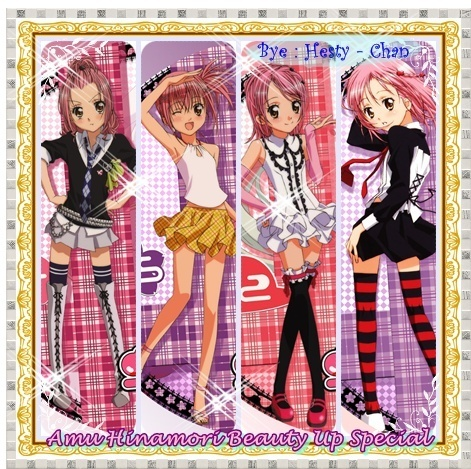 Shugo Chara wallpaper possibly containing anime called Shugo Chara Editz!