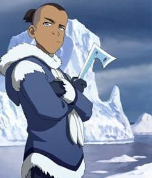 Sokka is cool