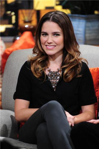 Sophia on PIX Morning Show