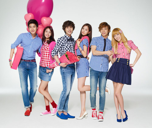Super Juniors & Snsd for Spao