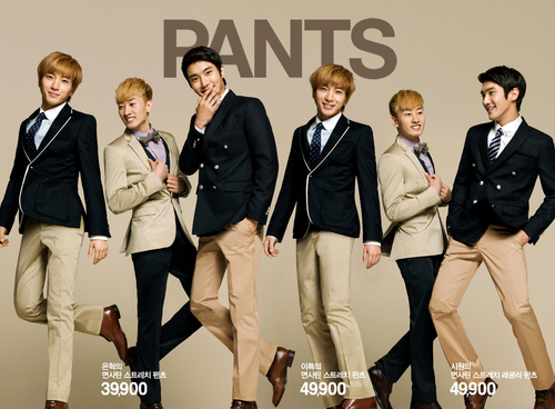 Super Juniors for Spao