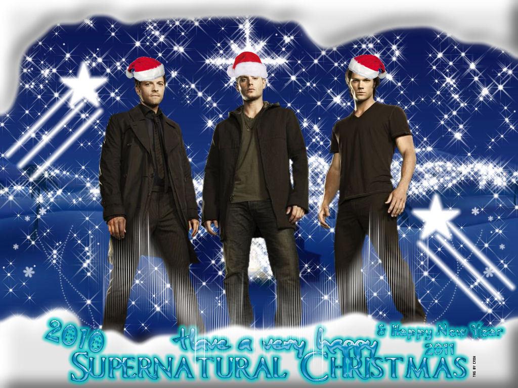 happy supernatural wallpaper - photo #16