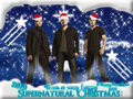 supernatural - Supernatural Christmas & Happy New Year wallpaper