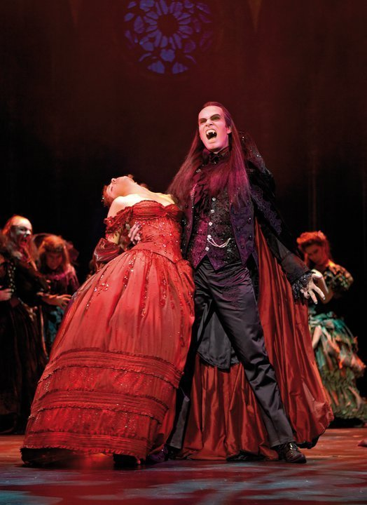 Tanz Der Vampire Uraufführung
