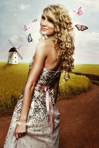 Taylor mwepesi, teleka - Photoshoot #012: 2007 CMT Awards portraits