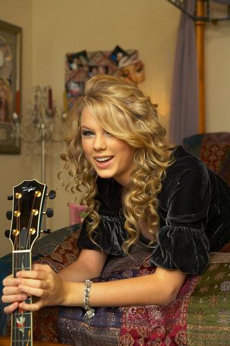Taylor быстрый, стремительный, свифт - Photoshoot #013: Russ Harrington for People (2007)