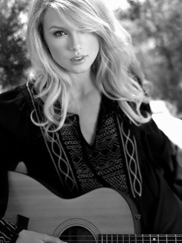 Taylor 迅速, スウィフト - Photoshoot #021: Allure (2008)