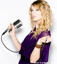 Taylor Swift - Photoshoot #023: AOL Music Sessions (2008)
