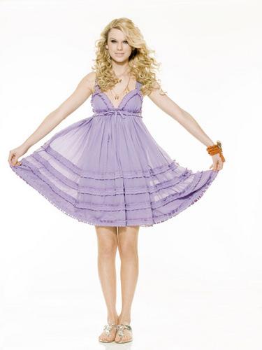 Taylor rápido, swift - Photoshoot #034: Seventeen (2008)