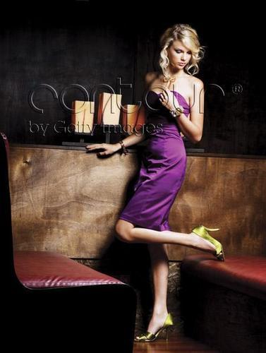 Taylor snel, swift - Photoshoot #038: Justine (2008)