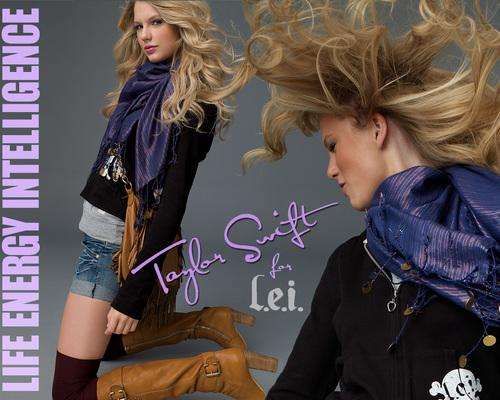 Taylor تیز رو, سوئفٹ - Photoshoot #043: LEI Jeans (2008)