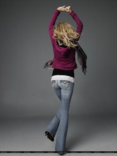 Taylor 迅速, 斯威夫特 - Photoshoot #043: LEI Jeans (2008)