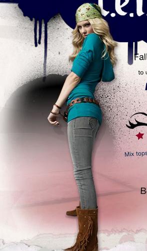 Taylor 迅速, スウィフト - Photoshoot #043: LEI Jeans (2008)