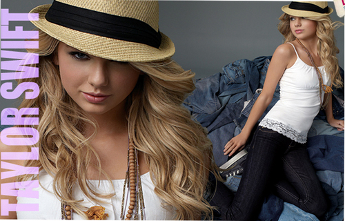 Taylor pantas, swift - Photoshoot #043: LEI Jeans (2008)