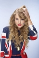 Taylor Swift UK Bliss Magazine