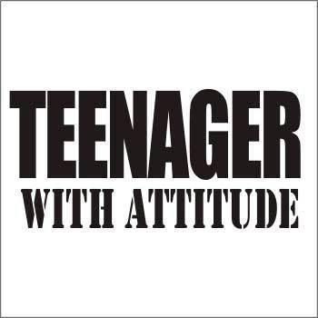TeeNagE wIF AttiTUDe
