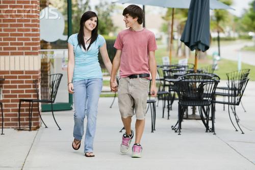 Teenage Liebe