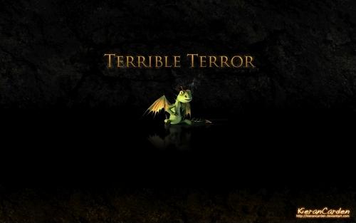 Terrible Terror Walpaper