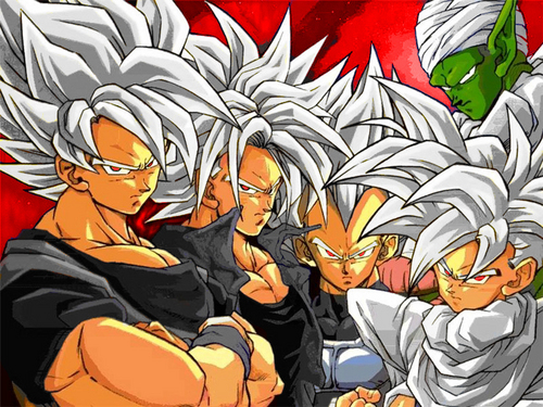 The Neo Saiyans