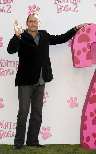 The 담홍색, 핑크 표범, 팬더 II - Madrid Photocall