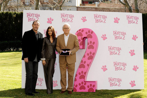 The roze panter, panther II - Madrid Photocall
