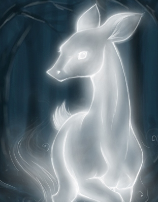 The Silver Doe