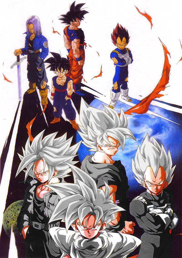 The Z-fighters meet the the Neo Saiyans!