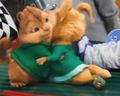 Theodore and Eleanor - alvin-and-the-chipmunks photo
