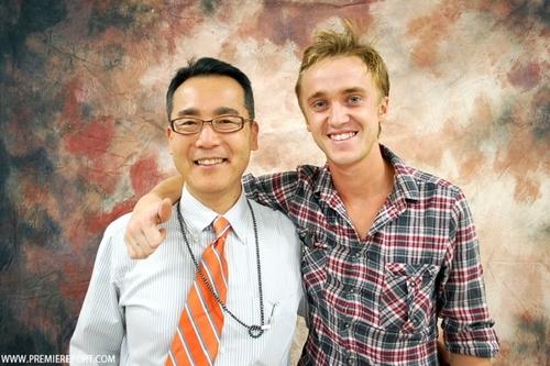 Tom in Giappone new foto