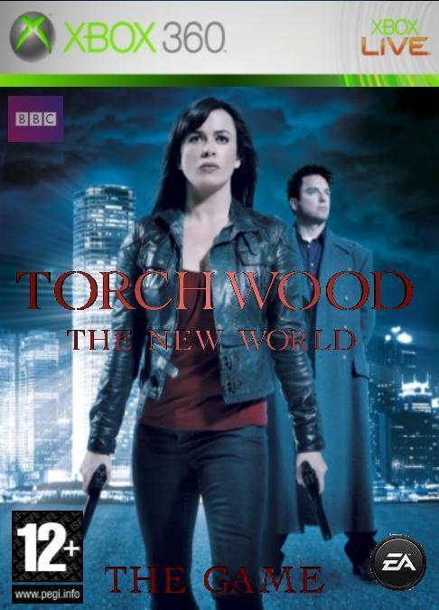 Torchwood Xbox 360 Game