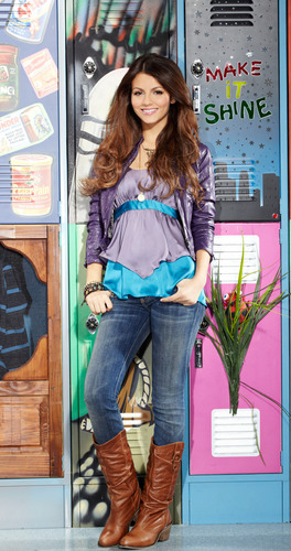Tori Vega wallpaper containing a hip boot, a pantleg, and an outerwear entitled Tori
