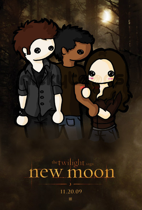 twilight new moon wallpaper free download
