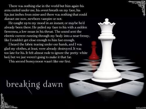 Twilight quote's